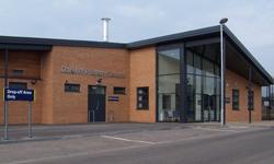 Dalserf Primary School exterior