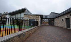 exterior of new 2012 Quarter primary and nursery