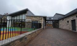 exterior of new 2012 Quarter primary and nursery