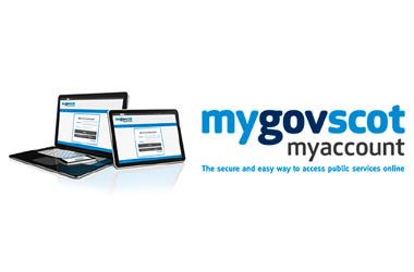 myaccount graphic