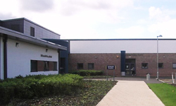 St Vincent's PS (Ballerup entrance)