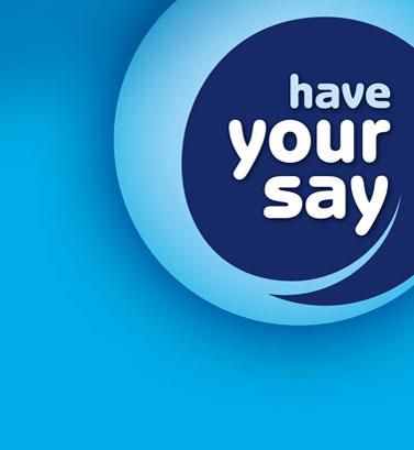 Have your say - Comments, compliments and complaints procedure
