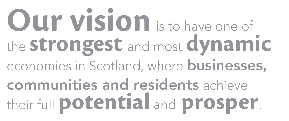 Invest in South Lanarkshire Our vision