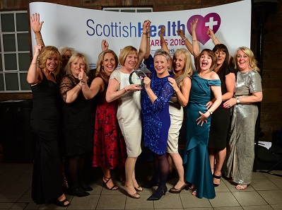 Innovation and commitment sets the gold standard at national awards