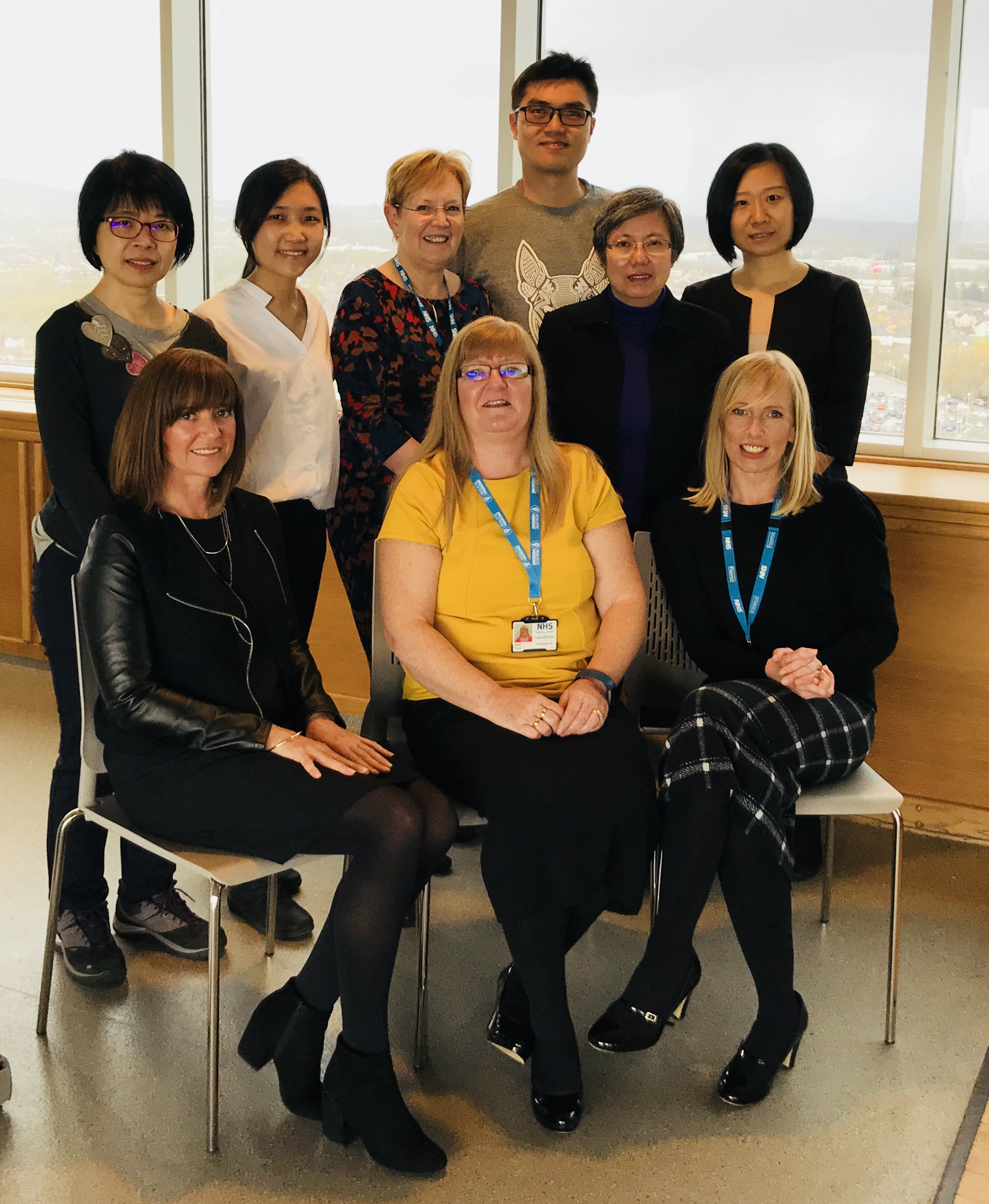 Singapore fact-finding mission focuses on pioneering digital care in South Lanarkshire