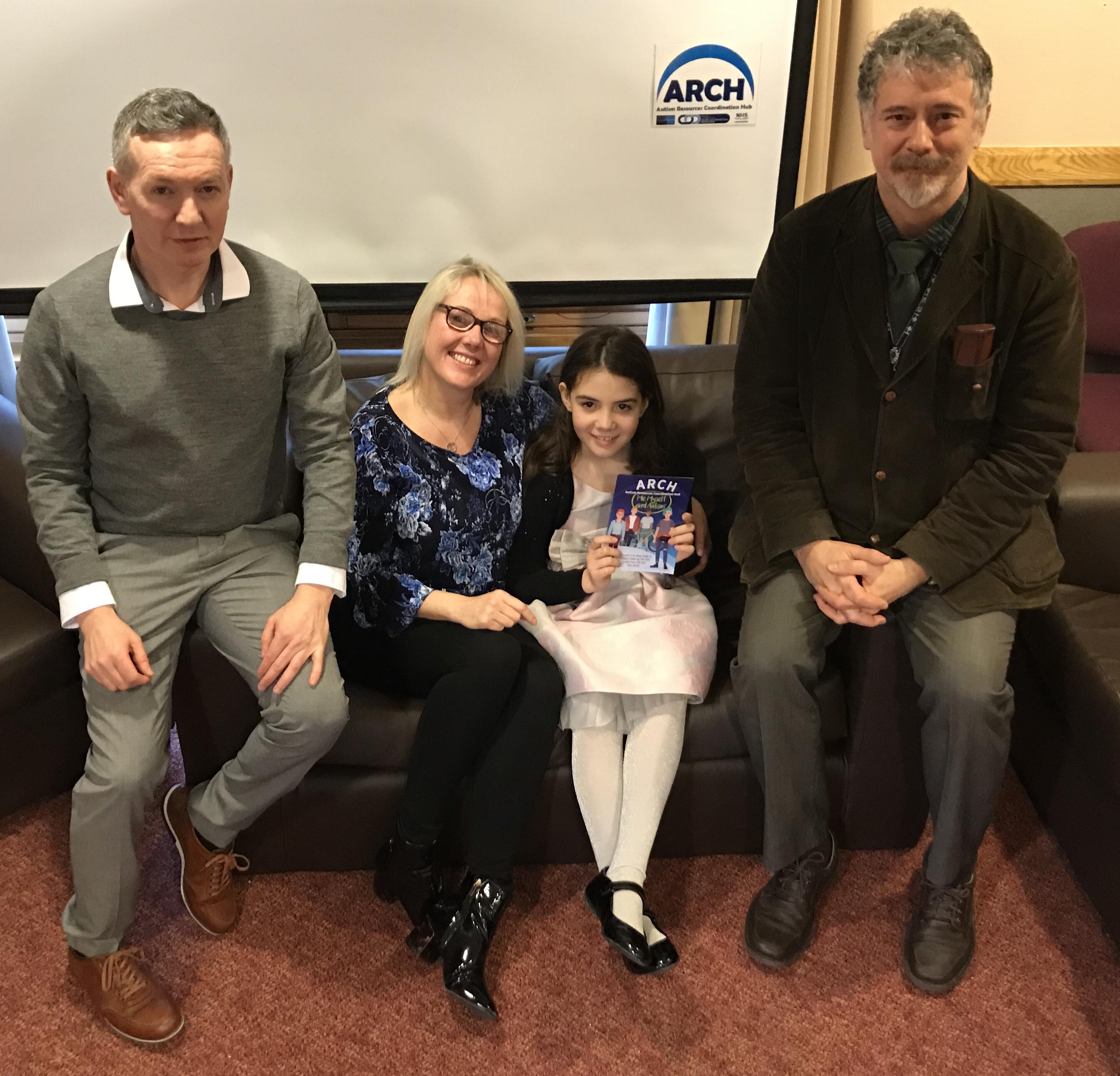 Mum's praise of Autism lifeline