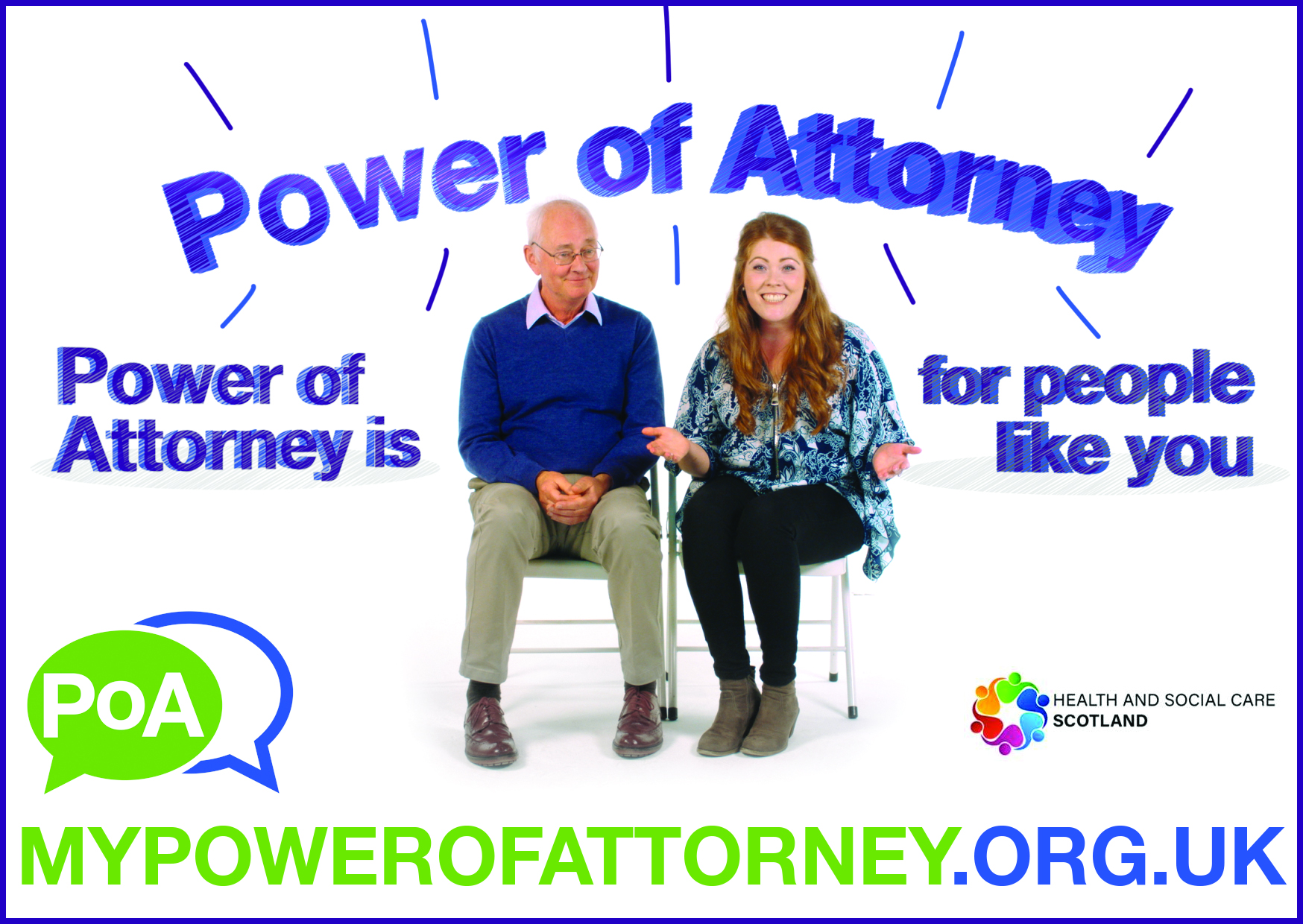 SLC Families urged to get Power of Attorney