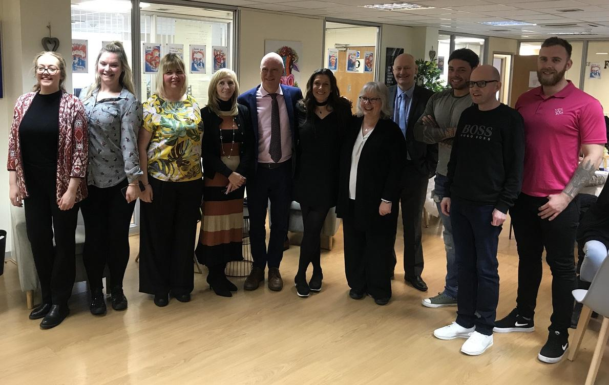Community-driven approach to alcohol and drugs recovery is praised