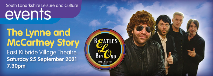 The Lynne and McCartney Story at Village Theatre East Kilbride Slider image