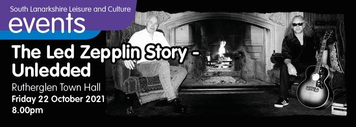 The Led Zeppelin Story Slider image