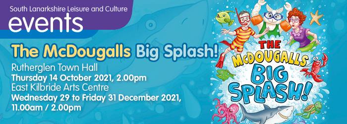 The McDougalls Big Splash! Slider image