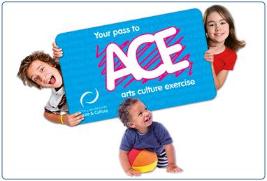 Image forACE children's activities