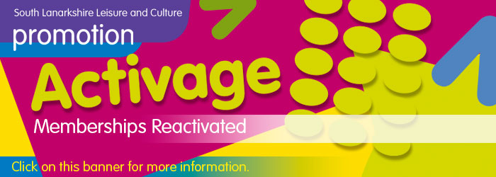 Activage Memberships Reactivated