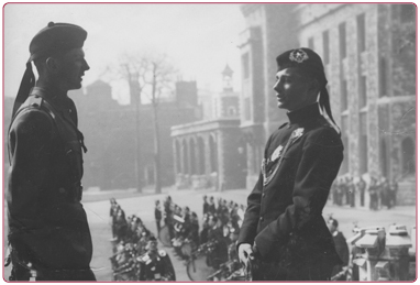 Image forCameronians' museum collections
