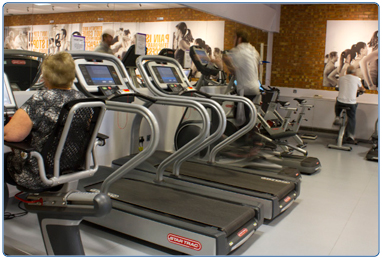 Image forThe Gym at Carluke Leisure Centre