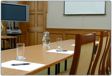 Conference and events at The Town House, Hamilton