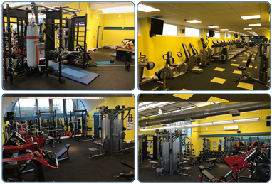 Image forThe Gym at the Dollan Aqua Centre