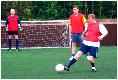 Image forFootball - Synthetic pitches