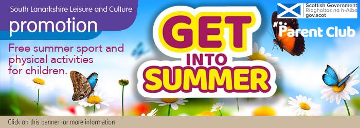 Get into summer with Active Schools