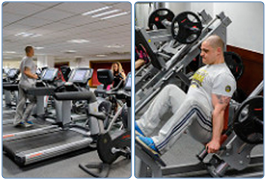 Image forThe Gym at John Wright Sports Centre