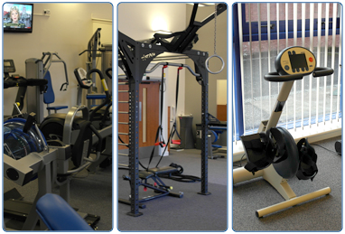 Image forThe Gym at South Lanarkshire Lifestyles - Fairhill