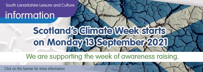 Scotland's Climate Week Slider image