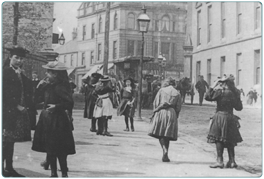 Image forSouth Lanarkshire Libraries Local Heritage Month 2021
