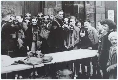 South Lanarkshire Wartime Photographs