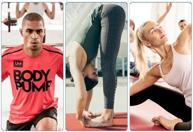 Image forAll SLLC Fitness class descriptions