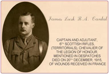First World War – Next of Kin Partnership