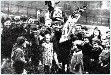 Image forSouth Lanarkshire During Wartime