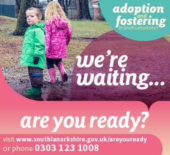 Adoption and fostering in South Lanarkshire